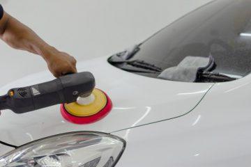 Poliranje avta